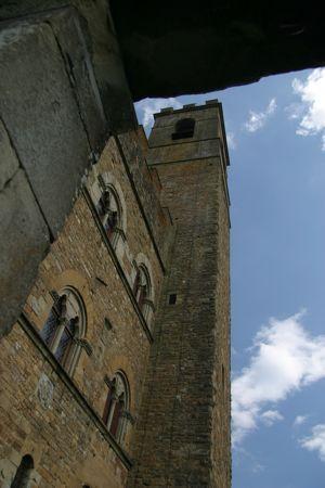 Poppi castle, Tuscany, Italy