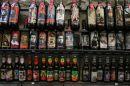 Beer bottles in Corniglia, Cinque Terre, Italy
