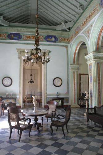 Inside A Colonial House Trinidad Cuba