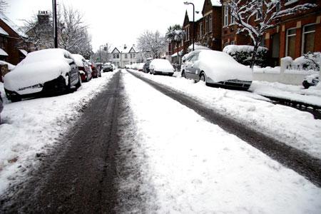 Snowy SW19