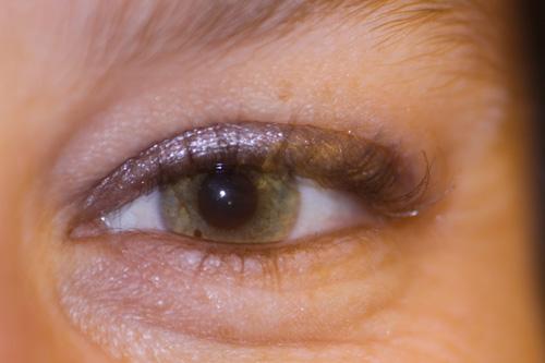 B's eye