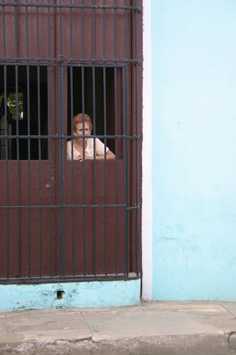 Trapped in Cuba? (In Sancti Spiritus.)