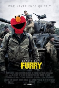 Furry: not in a cinema near you